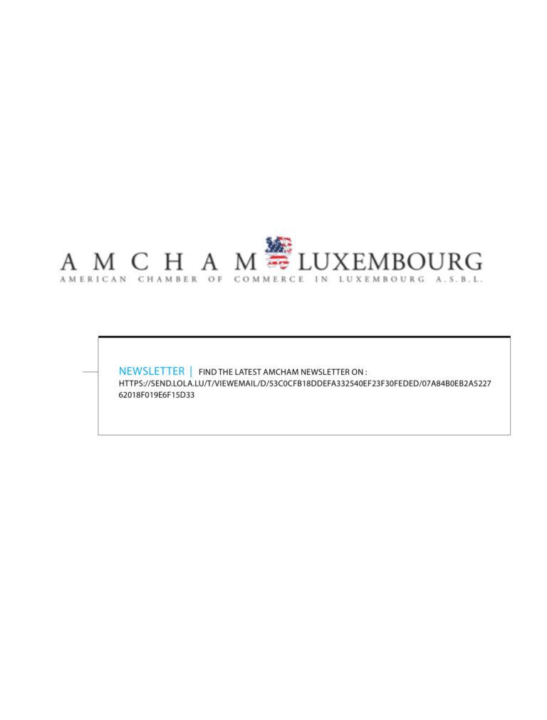 AMCHAM Newsletter