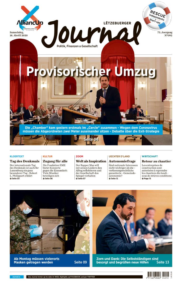 Letzebuerger Journal